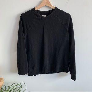 CORE - Black Athletic SweatShirt / Sweater